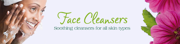 All Natural Face Cleansers