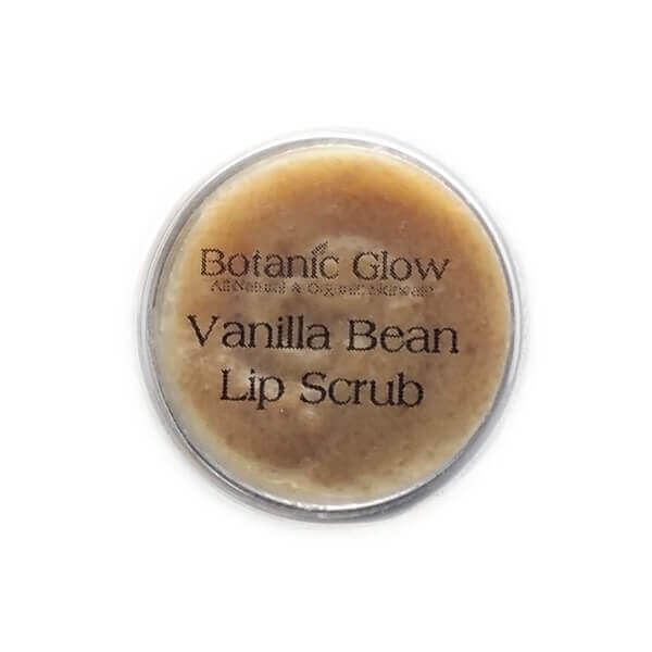 Vanilla Bean Lip Scrub