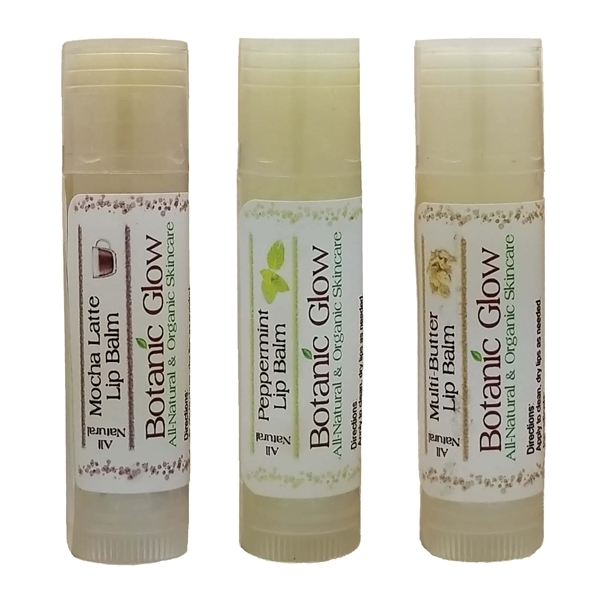 3 Pack Choose Your Own  Lip Balm Kit